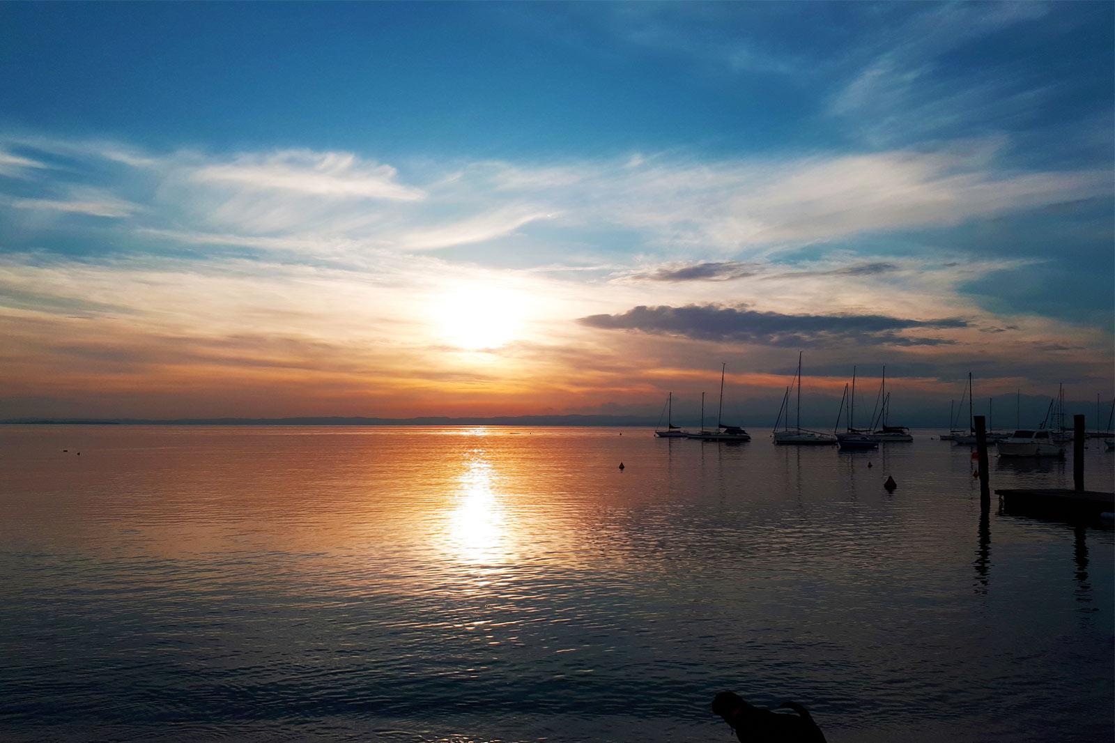 Lago di Garda Il Territorio Agriturismo la Filanda sul lago di Garda